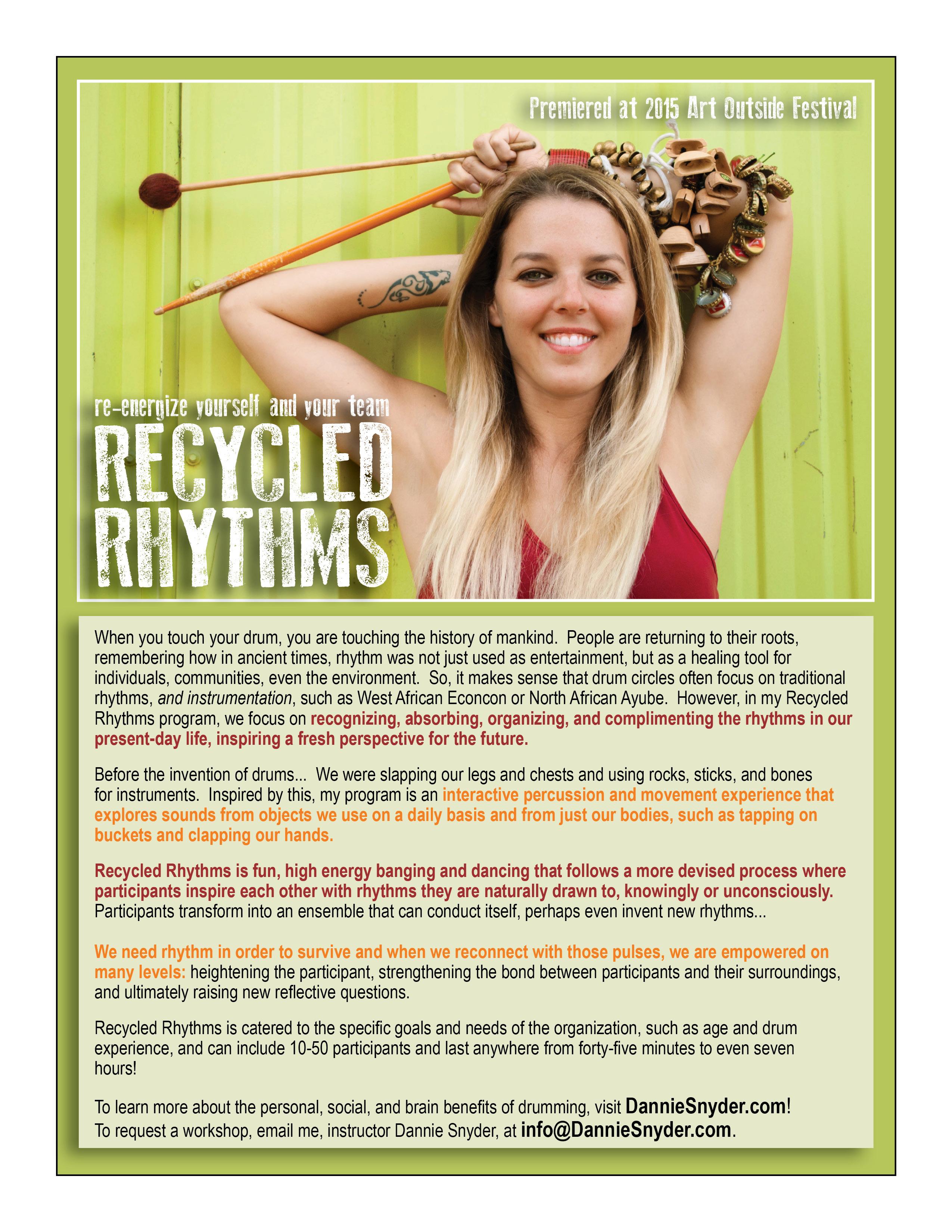 RecycledRhythmsHandOut